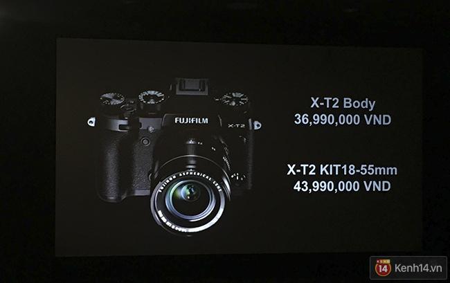 Fujifilm ra mắt siêu máy ảnh X-T2 giá gần 37 triệu đồng - Ảnh 11.