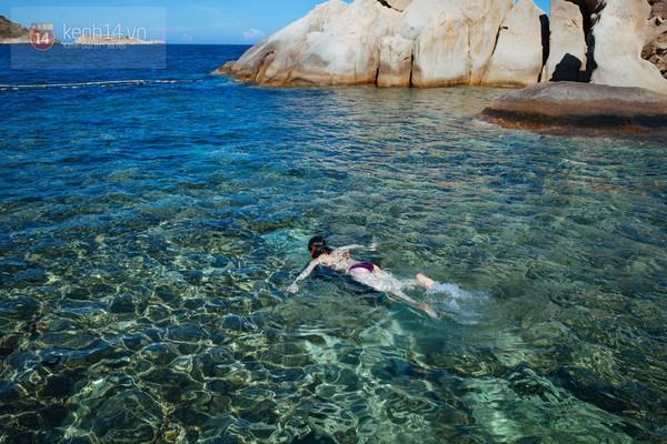 Cần chi đi đâu xa, ở Việt Nam cũng có những vùng biển đẹp không thua gì Maldives! - Ảnh 17.