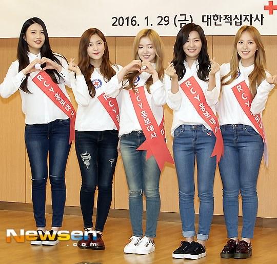 Red Velvet gây tranh cãi vì tăng cân chóng mặt - Ảnh 1.