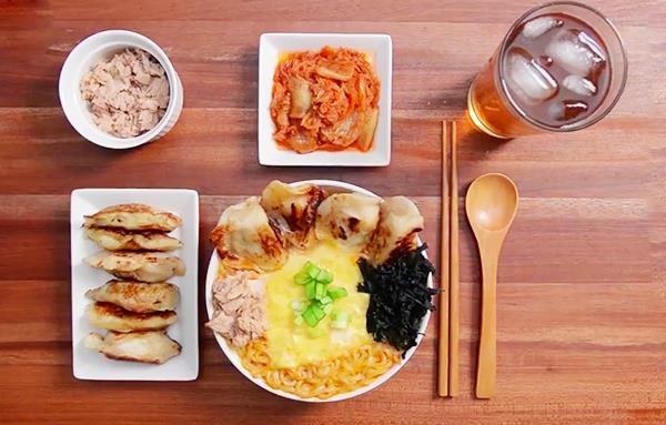 Ăn tối kiểu con nhà nghèo phong cách Hàn Quốc - Ảnh 3.