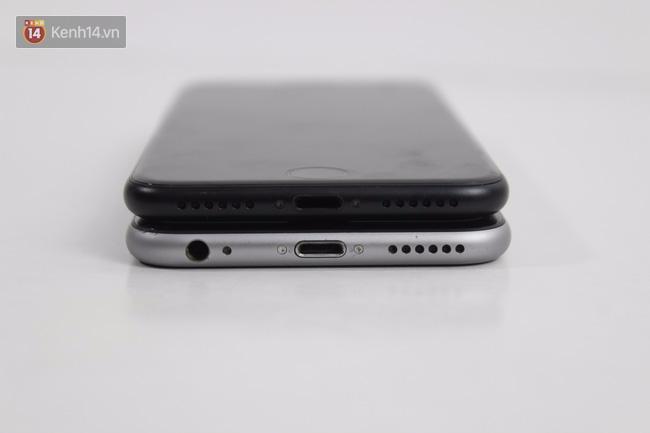 Cận cảnh iPhone 7 bản chính thức đầu tiên tại Việt Nam - Ảnh 11.