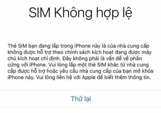 Đừng restore iPhone xách tay bản Quốc tế ở thời điểm này, nếu không muốn nó thành cục chặn giấy - Ảnh 1.