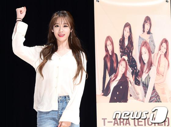 Hình như người ta đã lãng quên một mỹ nhân như Jiyeon (T-ara) - Ảnh 2.