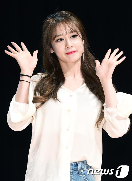 Hình như người ta đã lãng quên một mỹ nhân như Jiyeon (T-ara) - Ảnh 4.
