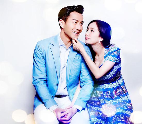 Trước khi có scandal ngoại tình chấn động, Dương Mịch - Lưu Khải Uy đã ngọt ngào và hạnh phúc thế này! - Ảnh 25.