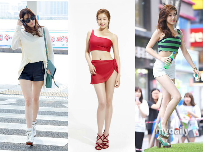 Song Joong Ki, Hyuna tiếp tục lọt Top 9 ngôi sao sở hữu thân hình đáng khao khát nhất xứ Hàn - Ảnh 14.