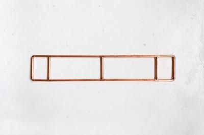 Chẳng hề khó hay tốn sức khi chúng ta muốn tự làm 1 chiếc kệ trang trí nhà - Ảnh 4.