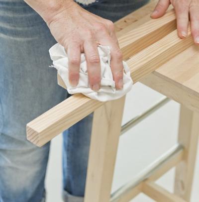 Bạn có tin ta có thể làm kệ gỗ mà không cần ốc vít không? - Ảnh 2.