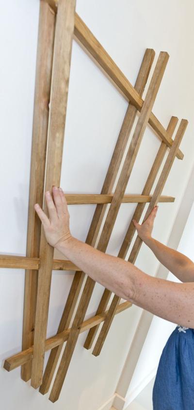 Bạn có tin ta có thể làm kệ gỗ mà không cần ốc vít không? - Ảnh 6.