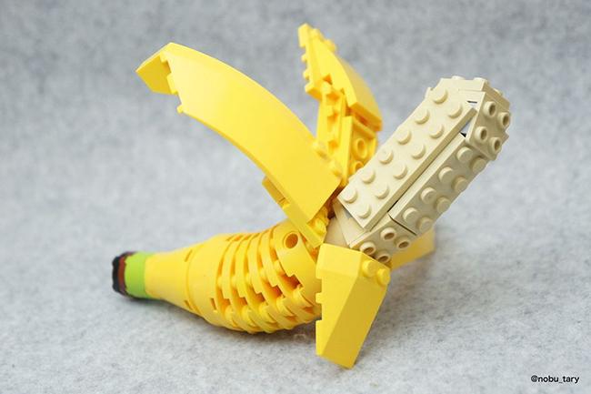 Nghệ sĩ xếp hình khéo léo biến hóa lego thành các món ăn ngon mắt - Ảnh 9.