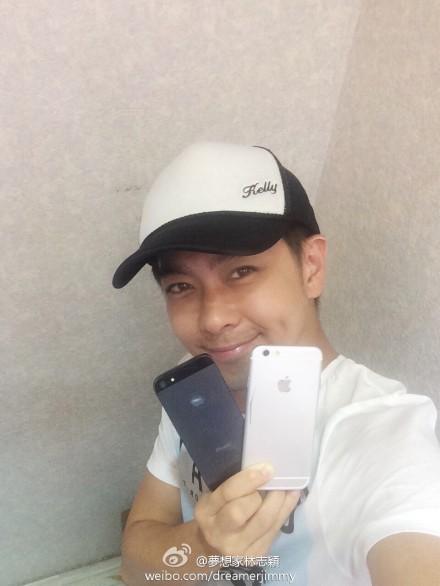 iPhone 7 Plus bất ngờ xuất hiện trên tay diễn viên Lâm Chí Dĩnh - Ảnh 3.