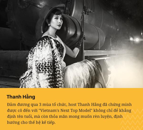 Cô giáo đầy cá tính suốt 3 mùa Vietnam Next Top Model - Ảnh 2.
