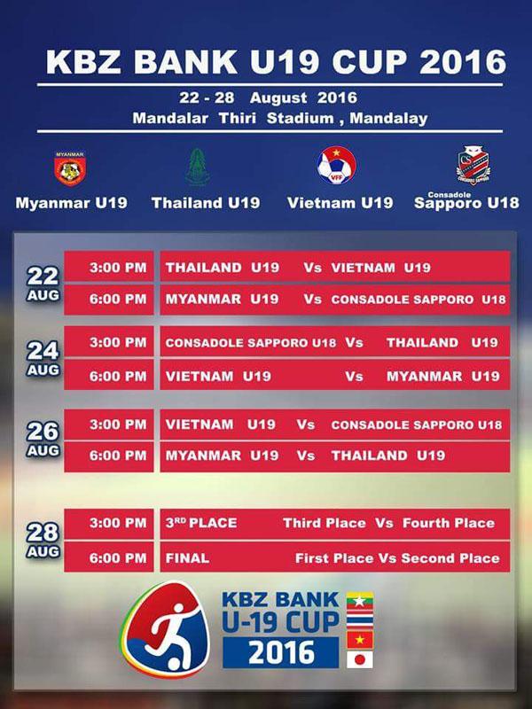 U19 Việt Nam đánh bại U19 Thái Lan trong trận mở màn BKZ Cup 2016 - Ảnh 3.