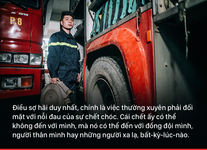 Năm 18 tuổi – Nếu được chọn, bạn có theo nghề lính cứu hỏa như những chàng trai dũng cảm này không? - Ảnh 2.