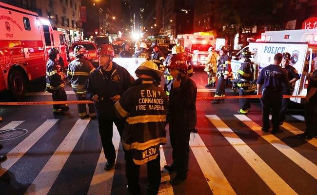New York phát hiện thêm một thiết bị nổ khác gần hiện trường vụ nổ Manhattan - Ảnh 2.