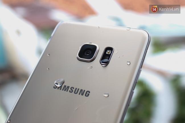 Samsung Galaxy Note7: ấn tượng từ cái chạm đầu tiên - Ảnh 7.