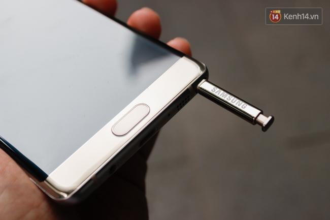 Samsung Galaxy Note7: ấn tượng từ cái chạm đầu tiên - Ảnh 10.