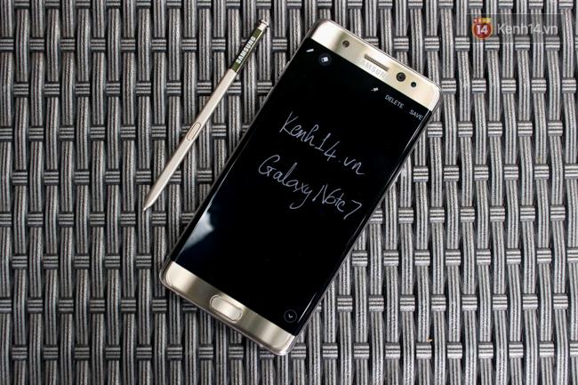 Samsung Galaxy Note7: ấn tượng từ cái chạm đầu tiên - Ảnh 17.