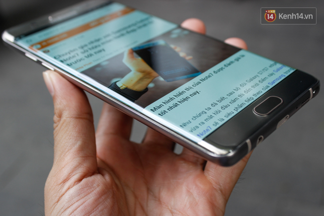 Samsung Galaxy Note7: ấn tượng từ cái chạm đầu tiên - Ảnh 5.