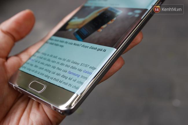 Samsung Galaxy Note7: ấn tượng từ cái chạm đầu tiên - Ảnh 4.