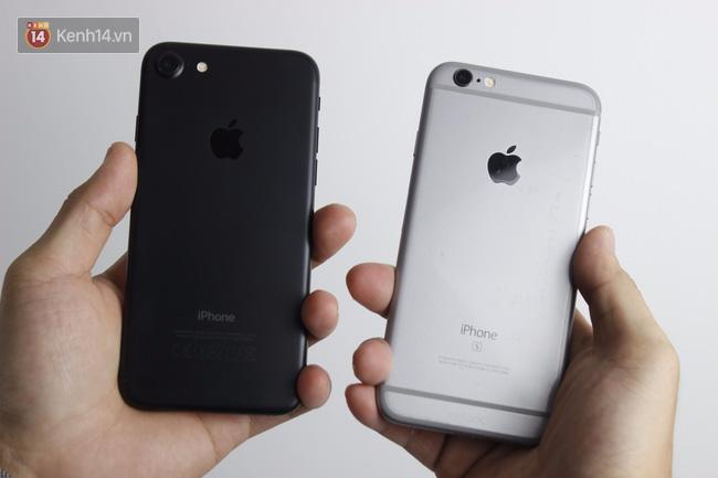 Cận cảnh iPhone 7 bản chính thức đầu tiên tại Việt Nam - Ảnh 16.