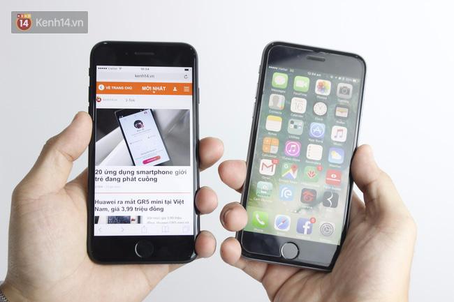 Cận cảnh iPhone 7 bản chính thức đầu tiên tại Việt Nam - Ảnh 17.