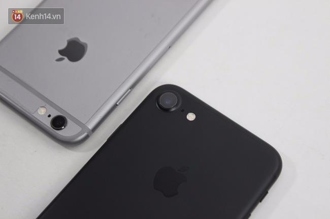 Cận cảnh iPhone 7 bản chính thức đầu tiên tại Việt Nam - Ảnh 12.
