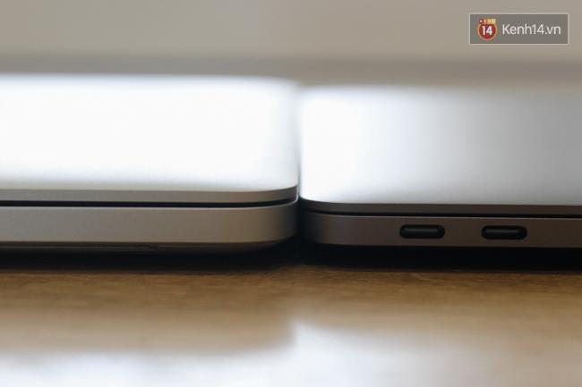 Cận cảnh MacBook Pro 2016 tại Việt Nam: Mỏng kinh ngạc, đẹp ấn tượng, dùng cực đã! - Ảnh 21.