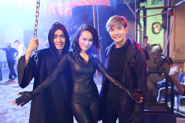 Công bố những hình ảnh cuối cùng của Minh Thuận trên phim trường - Ảnh 6.