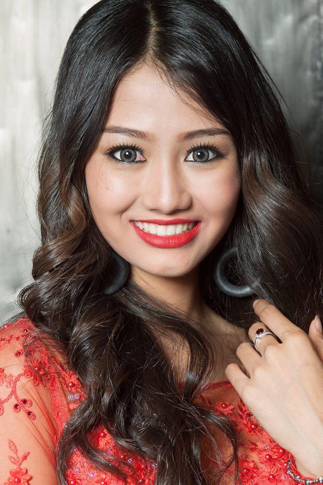 Giật mình với nhan sắc biến dạng của Khả Trang - Đại diện Việt Nam tại Miss Supranational 2016 - Ảnh 5.
