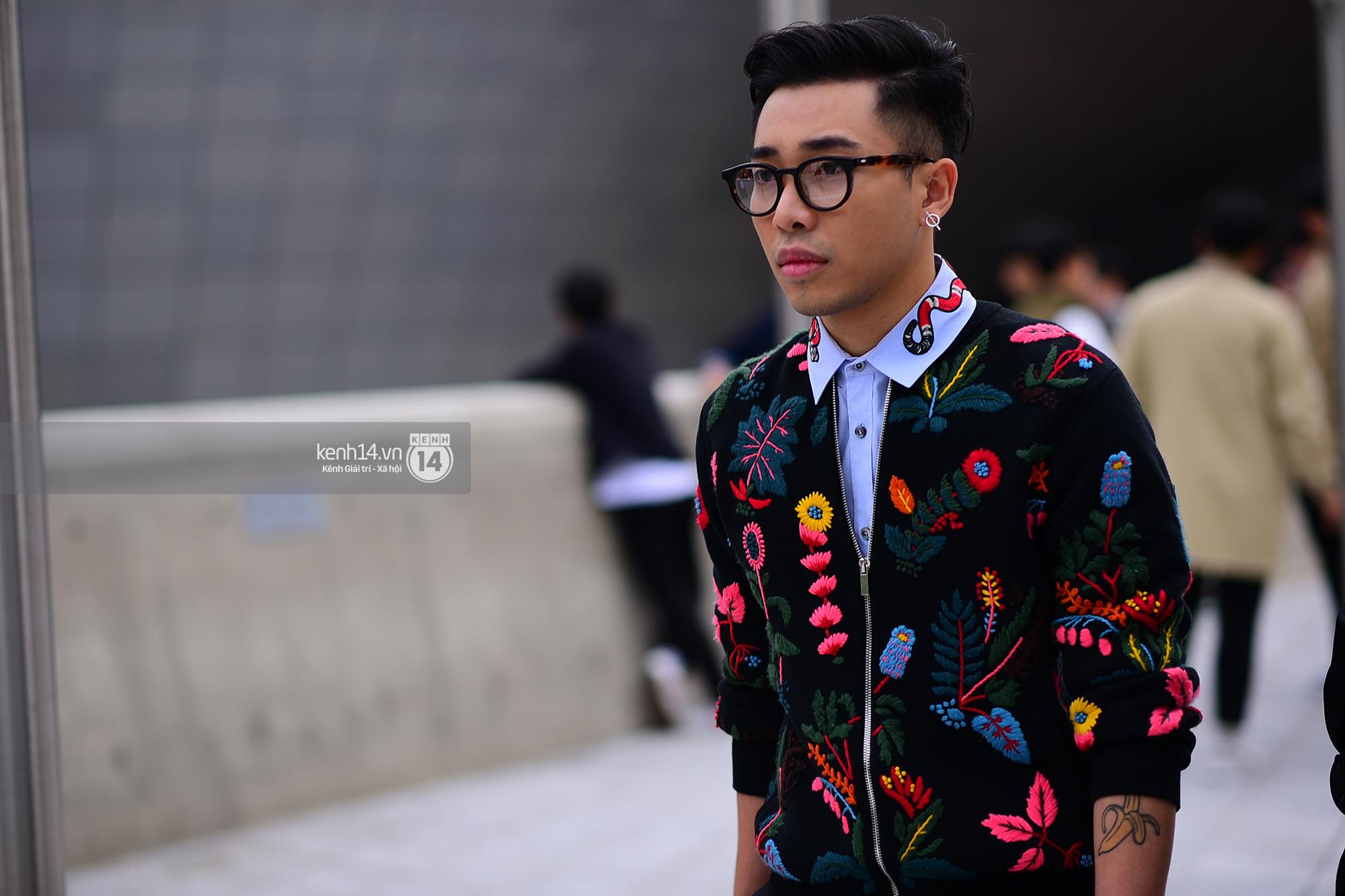 Ngày 5 Seoul Fashion Week: Fashionista Việt mặc gì để gây ấn tượng?