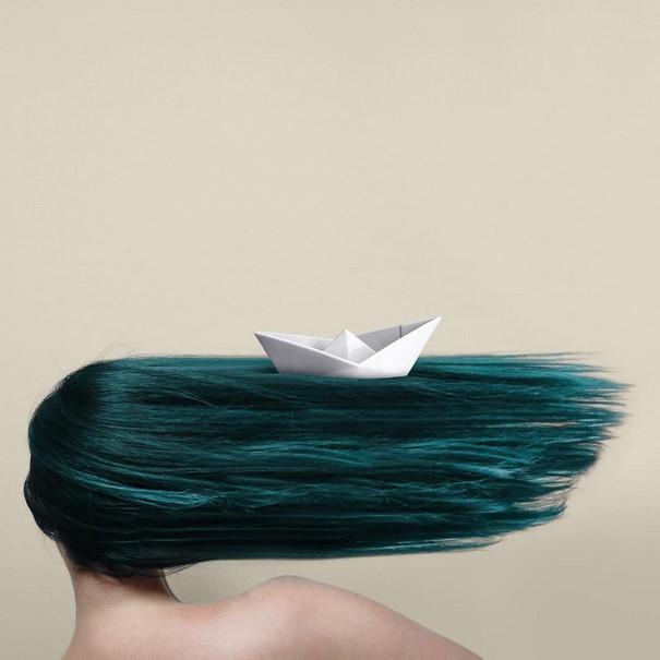Ngắm nhìn 50 sắc thái của ngọc lam qua bộ ảnh nghệ thuật của nhiếp ảnh gia người Ý - Ảnh 1.
