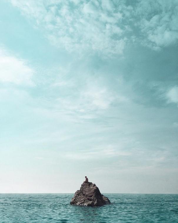 Ngắm nhìn 50 sắc thái của ngọc lam qua bộ ảnh nghệ thuật của nhiếp ảnh gia người Ý - Ảnh 4.