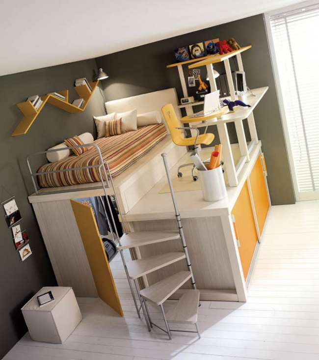 15 ý tưởng nội thất tiết kiệm không gian cứu tinh cho căn hộ chật hẹp - Ảnh 2.