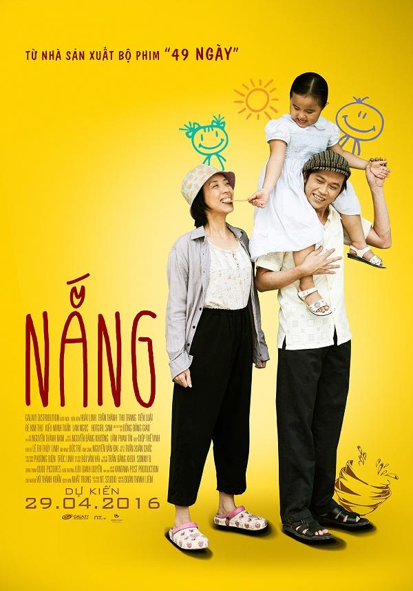 [Phim Việt Nam] Nắng- Thu Trang,Tiến Luật,,Hoài Linh (2016) [1080p-WEB-DL]