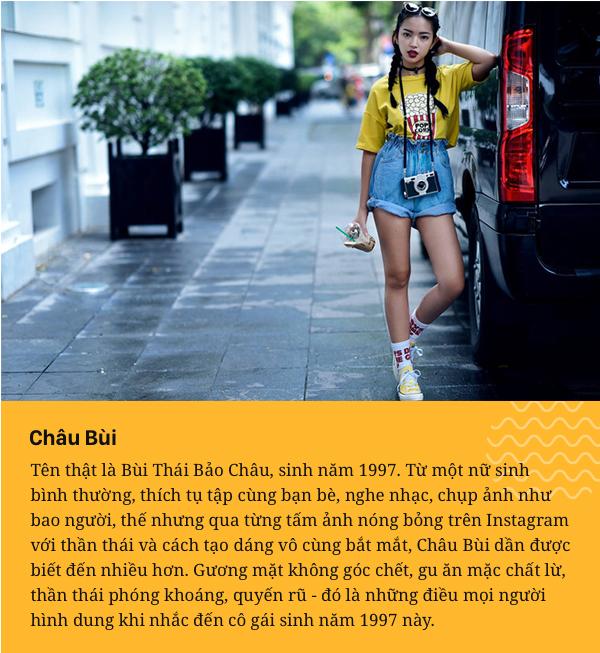 Châu Bùi: Từ hạt tiêu 39 kg trở thành hot girl quyến rũ đình đám nhất Hà thành - Ảnh 3.