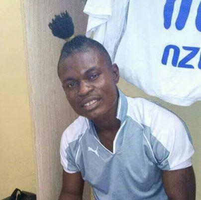 Cầu thủ Nigeria bị bắn chết