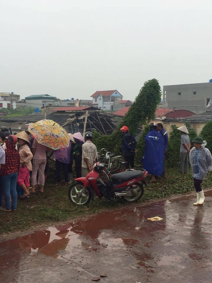 Nổ lớn tại Thái Bình, 2 người chết, nhiều người bị thương