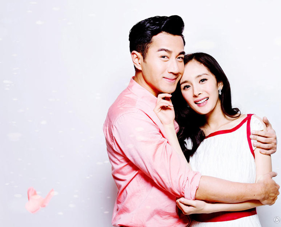 Trước khi có scandal ngoại tình chấn động, Dương Mịch - Lưu Khải Uy đã ngọt ngào và hạnh phúc thế này! - Ảnh 26.
