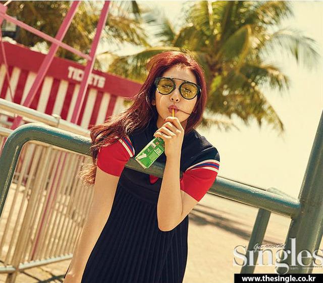 Park Shin Hye xứng đáng là thánh nữ quảng cáo thời trang xứ Hàn - Ảnh 11.