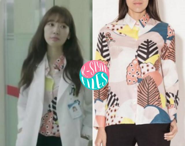 Park Shin Hye có làm bác sĩ cũng không quên mặc đáng yêu trong phim mới - Ảnh 9.