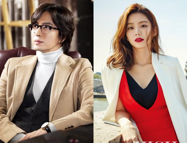 Park Soo Jin hạ sinh quý tử đầu lòng cho ông trùm giải trí Bae Yong Joon - Ảnh 1.