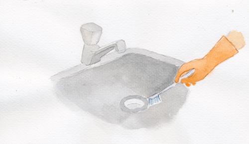 7 mẹo quyền lực giúp nhà tắm sạch bóng như khách sạn 5 sao - Ảnh 5.