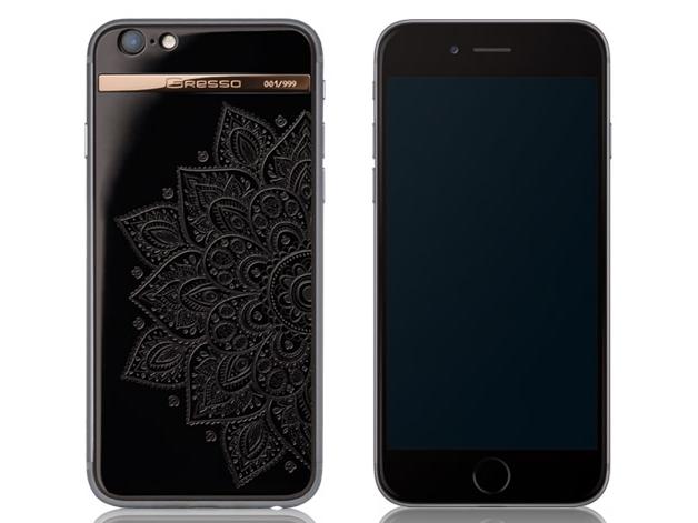 Chiêm ngưỡng iPhone 7 đẹp lấp lánh kim cương khó cưỡng - Ảnh 3.
