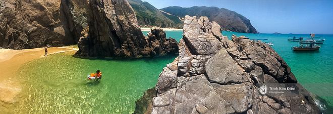 Hãy đến Eo Gió hè này để tận mắt nhìn tuyệt tác thiên nhiên ngay giữa Việt Nam mình - Ảnh 9.