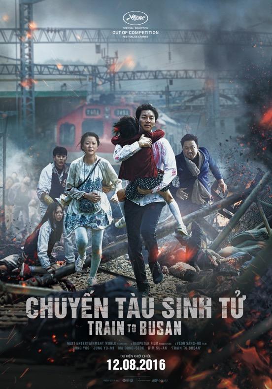 1 tuần bùng nổ của màn ảnh rộng xứ Hàn với bộ phim về 'đoàn quân xác sống'