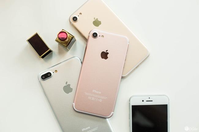 Lộ cấu hình iPhone 7/ 7 Plus: vi xử lý nhanh hơn, camera xịn hơn - Ảnh 1.