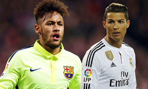 Neymar chính là nam thần của làng bóng đá