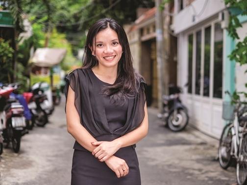 Báo Mỹ hết lời ca ngợi ứng dụng học tiếng Anh của cô gái người Việt - Ảnh 1.