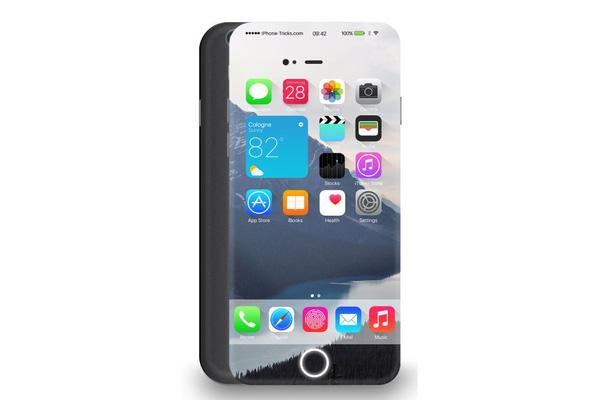 iPhone 8 sẽ có màn hình phủ kín 100% mặt trước - Ảnh 2.